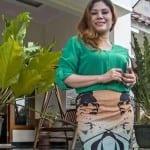 Wina Lia vende casa y se casa