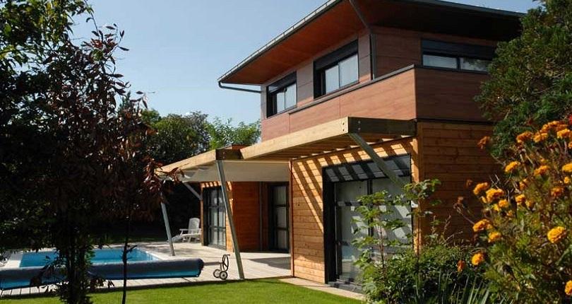 Arquitectura ecológica, arquitectura bioclimática, arquitectura sostenible