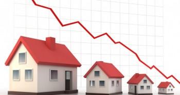 descenso venta de viviendas
