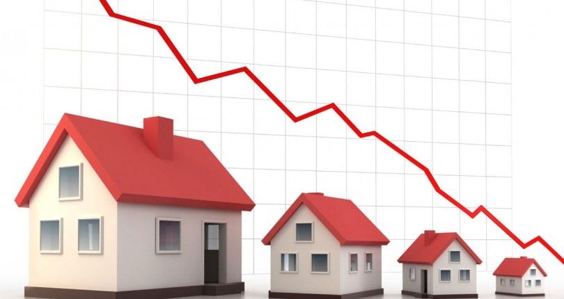 La venta de casas en dique seco